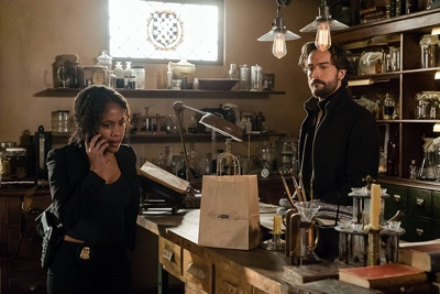 review serie sleepy hollow season 3