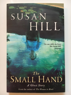 book review the small hand susan hill