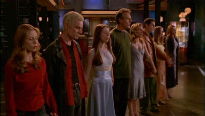 buffy the vampire slayer season 6 once more with feeling