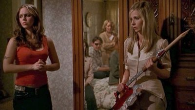 review series buffy the vampire slayer season 7