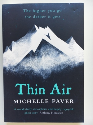 book review thin air michelle paver