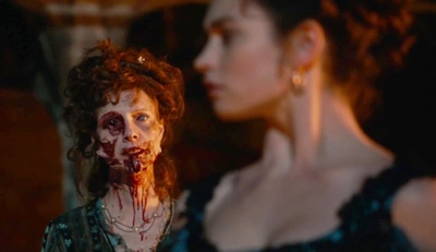 film review pride and prejudice and zombies 2016