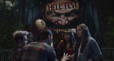 review film hell fest 2018