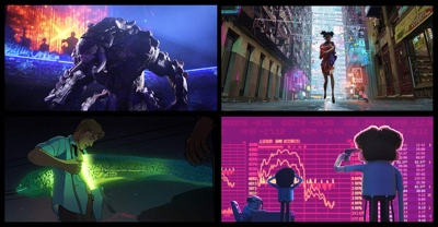 love death & robots season 1
