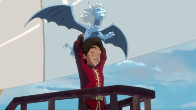 review series the dragon prince season 2
