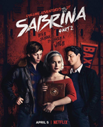 chilling adventures of sabrina s2 ed poster