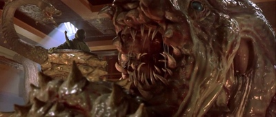 review film deep rising 1998