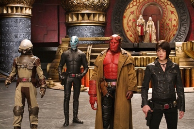 review film hellboy 2 the golden army 2008