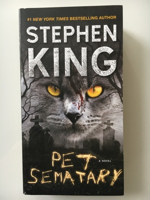 pet sematary stephen king 1983