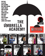 the umbrella academy s1 poster (1)