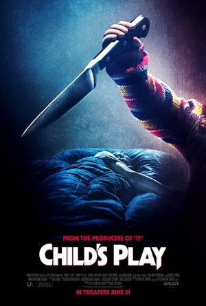 child's play 2019 ed poster