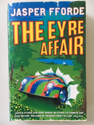 review book the eyre affair jasper fforde 2001