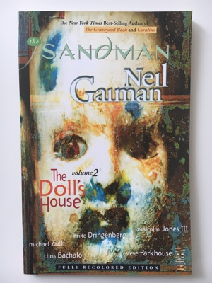 review the sandman volume 2 the doll's house neil gaiman