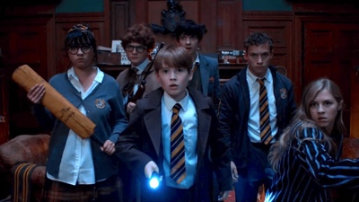 review film slaughterhouse rulez 2018