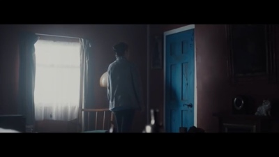 review short film the blue door 2017