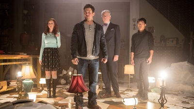 review series the librarians season 2
