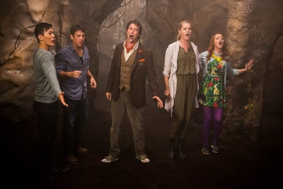 review series the librarians season 3