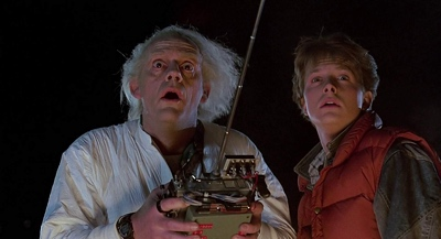 review film back to the future 1985