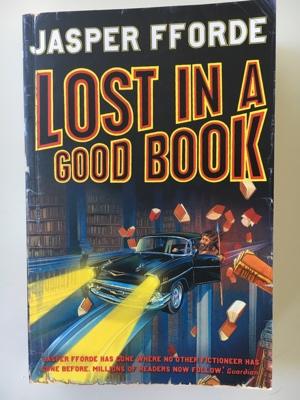 review book lost in a good book jasper fforde 2002