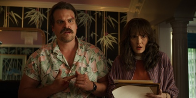 review series stranger things season 3