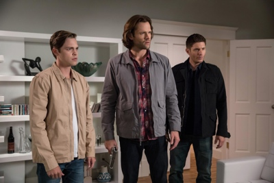 review series supernatural season 13