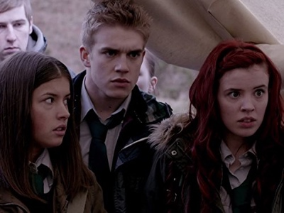 review series wolfblood season 2