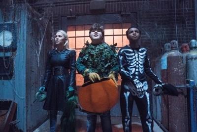 review film goosebumps 2 haunted halloween 2018