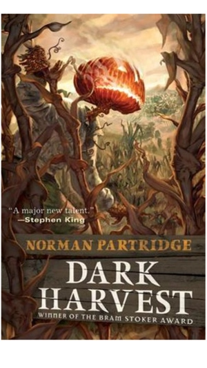 dark harvest norman partridge 2007