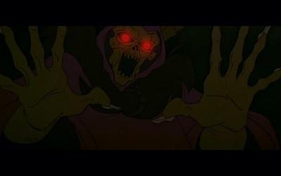 review film the black cauldron 1985