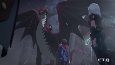 review series the dragon prince season 3