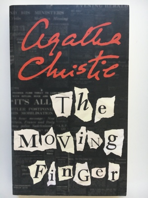 the moving finger agatha christie 1943