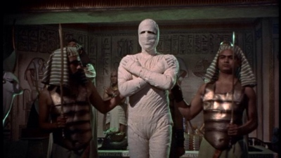 review film the mummy 1959