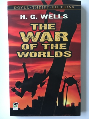 review book the war of the worlds hg wells 1898