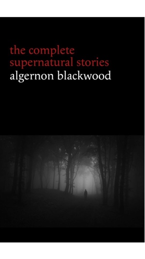 algernon blackwood ghost stories