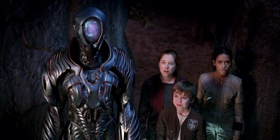 review series lost in space season 1