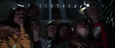 review film the goonies 1985