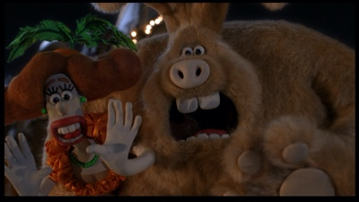 review film wallace and gromit the curse of the were rabbit 2005