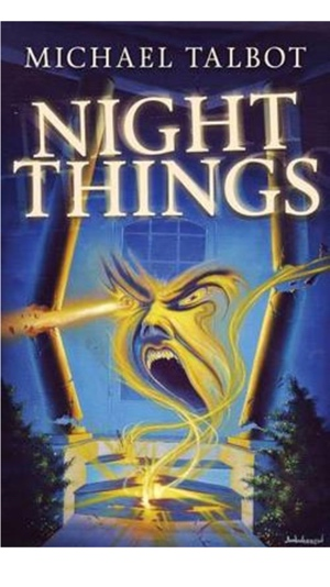 book review night things michael talbot 1988